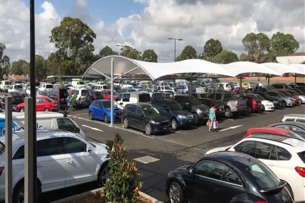 Cranebrook Carpark