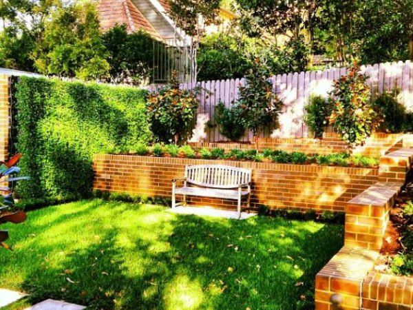 Rooftop garden pymble